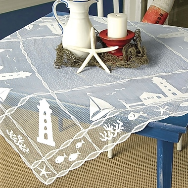 Heritage Lace Harbor Lights Topper