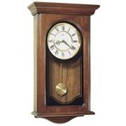 Howard Miller Chiming Quartz Orland Wall Clock