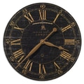 Uttermost Bond Street 18'' Wall Clock