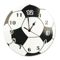Trend Lab 11'' Soccer Ball Wall Clock
