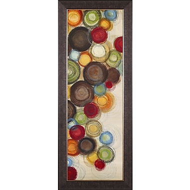 Art Effects Wednesday Whimsy II by Jeni Lee Framed Painting Print