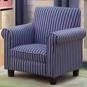 HomePop Juvenile Kids Club Chair