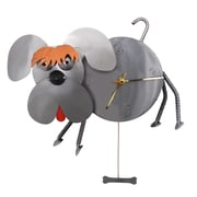 H & K SCULPTURES Floppy Eared Pendulum  Clock
