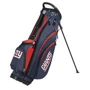 Wilson NFL Golf Cart Carry Bag; Giants