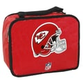Concept One NFL Lunch Box; Kansas City Chiefs