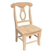 International Concepts Juvenile Child's Empire Novelty Chair (Set of 2)