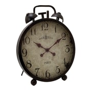 Woodland Imports Metal Clock