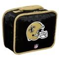 Concept One NFL Lunch Box; New Orleans Saints