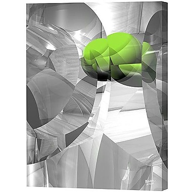 Menaul Fine Art Shattered Limited Edition by Scott J. Menaul Graphic Art on Wrapped Canvas; 28 x 22