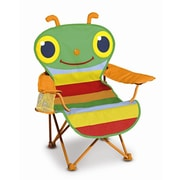 Melissa and Doug Happy Giddy Kid's Directors Chairs