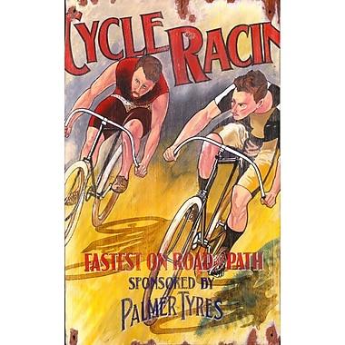 Vintage Signs Cycle Vintage Advertisement Plaque