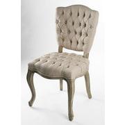 Zentique Inc. Piaf Fabric Side Chair