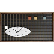 Peter Pepper Matrix Wall Clock