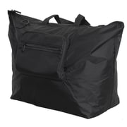 Netpack U-zip Travel Tote; Black