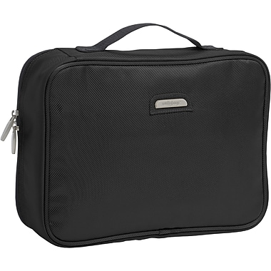 Wally Bags Toiletry Bag; Black