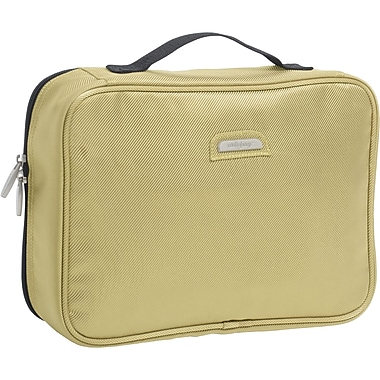 Wally Bags Toiletry Bag; Khaki