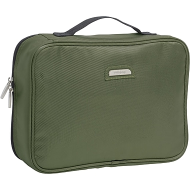 Wally Bags Toiletry Bag; Olive