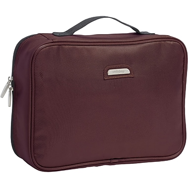 Wally Bags Toiletry Bag; Port