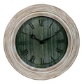 Privilege Oversized 28'' Needham Wall Clock
