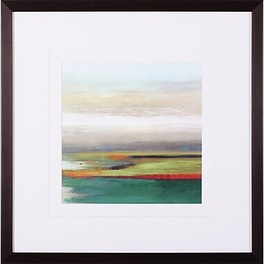 Art Effects Tribute I Petite by Tom Reeves Framed Painting Print