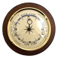 Bey-Berk 9'' Tide Wall Clock