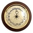Bey-Berk 9'' Tide Wall Clock