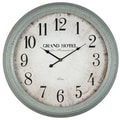 Cooper Classics Oversized 24.5'' Asher Wall Clock