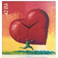 PS Collection All Heart Wall Clock