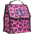 Wildkin Munch n Lunch Bag; Pink Leopard