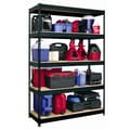 CommClad Iron Horse Rivet 72'' H x 48'' W Five Shelf Shelving Unit