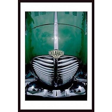 Printfinders 'Delahaye Gfa Grill' by John Nakata Framed Photographic Print