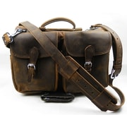 Vagabond Traveler 16'' Leather Travel Tote