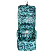 Amy Butler Sweet Traveler Ultimate Toiletry Bag; Pressed Flowers Mint