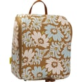 Amy Butler Sweet Traveler Ultimate Toiletry Bag; Turquiose Fern Flower