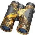 Barska 10x42 WP Atlantic Binoculars, Bak-4, Blue Lens, Mossy Oak Break-Up