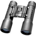 Barska 16x32 Lucid Binoculars Black Compact, Blue Lens