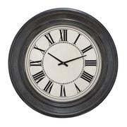 Woodland Imports Oversized 32'' Wall Clock