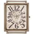 Woodland Imports Wall Clock