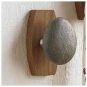 Sea Stones Sea Stones Mini Coast Hooks with Cherry Backplate