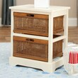 Safavieh Willow Storage Cabinet with 2 Drawers