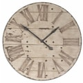 Uttermost Harrington Oversized 36'' Wall Clock