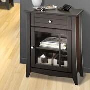 Nexera Elegance 1 Drawer Hall Console Cabinet