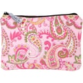 Bumble Bags Paisley Cosmetic Bag