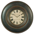 Uttermost Oversized 24'' Adonis Wall Clock