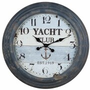 Cooper Classics Oversized 24'' Rowland Wall Clock