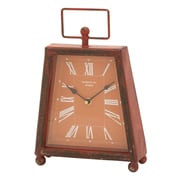 Woodland Imports Trendy Metal Clock