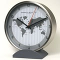 Bai Design 6'' Convertible Global Wall Clock