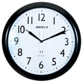 Maples Clock Radio Controlled 10'' Wall Clock