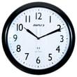 Maples Clock Radio Controlled 10'' Wall Clock