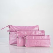 Sacs of Life Triple Lux Bag (Set of 3); Pink